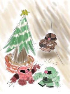 クリスマスカラーって